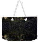 Dark Reflection Weekender Tote Bag
