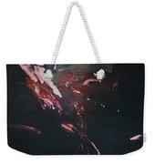 Dark Serie, I Weekender Tote Bag by Daniel Hannih