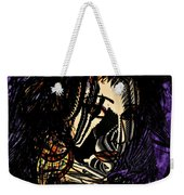 Dark Side Weekender Tote Bag