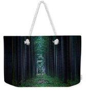 Dark Side Of Forest Weekender Tote Bag