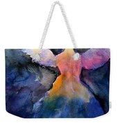 Dark Skies Angel Weekender Tote Bag