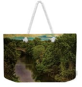 Dark Skies Over The Avon Weekender Tote Bag