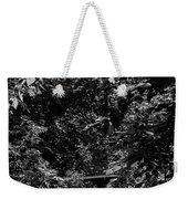 Dark Summer Woods Weekender Tote Bag