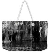 Dark Water Weekender Tote Bag