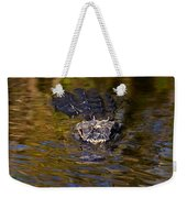 Dark Water Predator Weekender Tote Bag