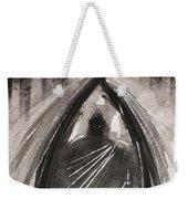 Dark Winged Demon Weekender Tote Bag