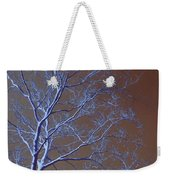 Dark Woods Weekender Tote Bag