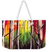 Dark Woods Weekender Tote Bag