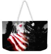 Darkness Falling On Freedom Weekender Tote Bag