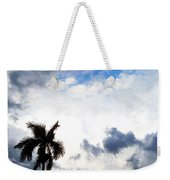Darkness Moving In Weekender Tote Bag