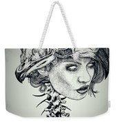 Darkness Of Women Weekender Tote Bag