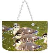 Darling Ducklings  Weekender Tote Bag