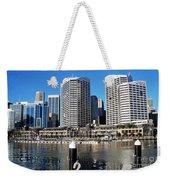Darling Harbour Sydney Australia Weekender Tote Bag