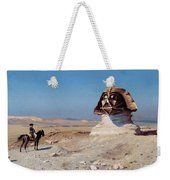 Darth Sphinx 2 Weekender Tote Bag