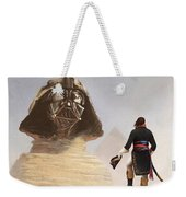 Darth Sphinx 3 Weekender Tote Bag