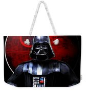 Darth Vader And Death Star Weekender Tote Bag
