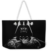 Darth Vader Weekender Tote Bag by Don Medina