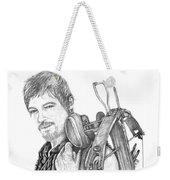 Daryl  Weekender Tote Bag
