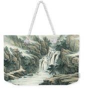 Dashan Waterfall Weekender Tote Bag