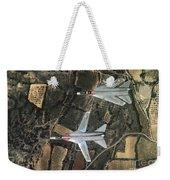 Dassault Mirage G8 Weekender Tote Bag