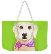 Date With Paint Feb 19 Sally Weekender Tote Bag