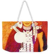 Daughter Of The Bright Sun - Kushe Weekender Tote Bag