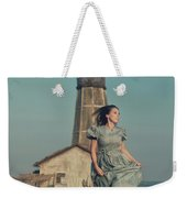 Daughter Of The Lighthouse Keeper Weekender Tote Bag