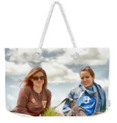 Daughters Weekender Tote Bag
