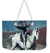 Daumier: Quixote, 19th C Weekender Tote Bag