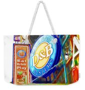 Dave And Buster's Weekender Tote Bag