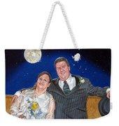 Dave And Sue Weekender Tote Bag