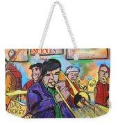 Dave Dickey Big Band Weekender Tote Bag