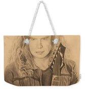 Dave Mustaine Weekender Tote Bag