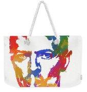 David Bowie Weekender Tote Bag