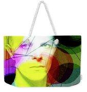 David Bowie Futuro  Weekender Tote Bag