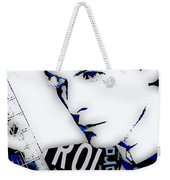 David Bowie Ground Control To Major Tom Weekender Tote Bag