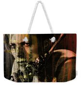 David Bowie / The Man Who Fell To Earth  Weekender Tote Bag