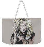David Coverdale Weekender Tote Bag