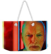 David Gilmour Red,nixo Weekender Tote Bag