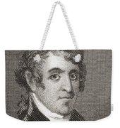 David Humphreys,1752 To 1818 Weekender Tote Bag