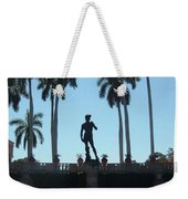 David In Sarasota Weekender Tote Bag