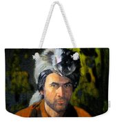 Davy Crockett Weekender Tote Bag