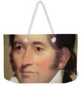 Davy Crockett  Weekender Tote Bag