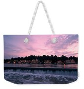 Dawn At Boathouse Row Weekender Tote Bag