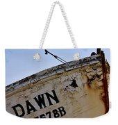 Dawn At Dawn Weekender Tote Bag