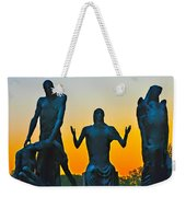Dawn At Last Weekender Tote Bag