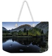 Dawn At Rush Creek 2 Weekender Tote Bag