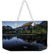 Dawn At Rush Creek 3 Weekender Tote Bag