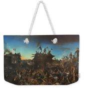 Dawn At The Alamo Weekender Tote Bag