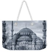 Dawn At The Blue Mosque Weekender Tote Bag